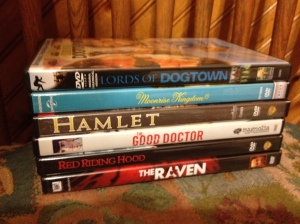 Six New DVDs
