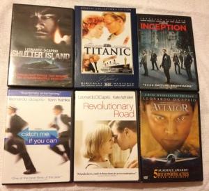 Leo DiCaprio Movies