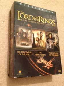 LOTR DVD Set